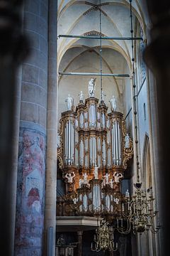 Orgel Bovenkerk Kampen van