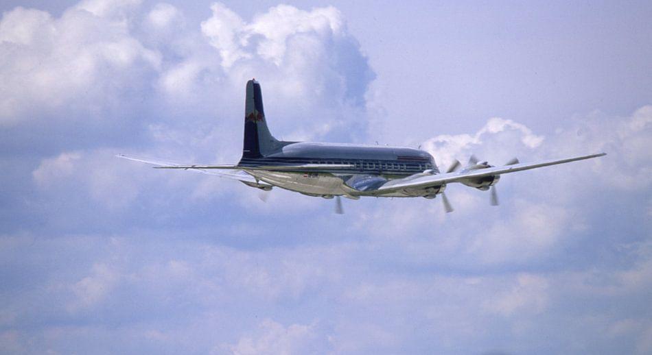 DC6 am Himmel