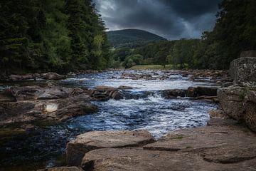 Aan de rivier Dee