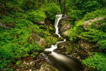 Schwarzwalds Wasserfälle von by Stephan Hehler Art Photography