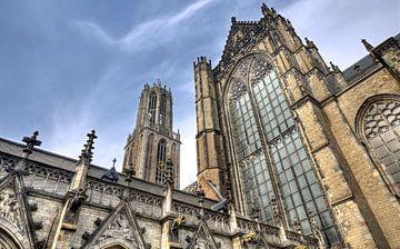 Kathedraal van Utrecht van Jan Kranendonk