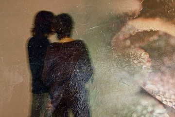 Waterdruppels  als kunst van Marijke de Leeuw - Gabriëlse
