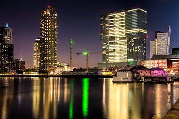 Wilhelminapier Rotterdam van Eisseec Design
