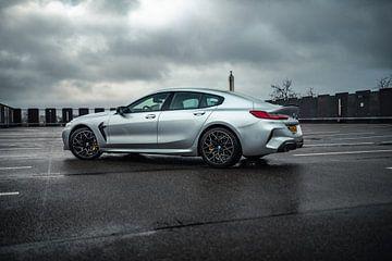 BMW M8 Competition Gran Coupé von Jarno Lammers