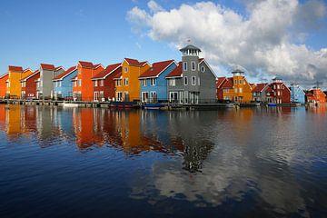 Reitdiephaven - Groningen sur Alice Berkien-van Mil