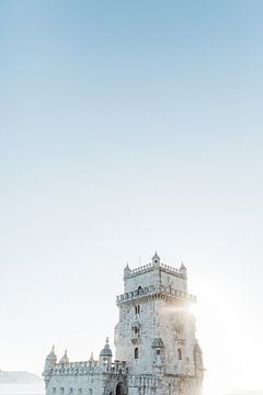 Lissabon - Torre de Belem von sonja koning