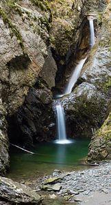 Cascade de la Diosaz sur