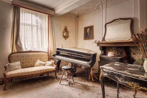 Piano in Balans. van Roman Robroek