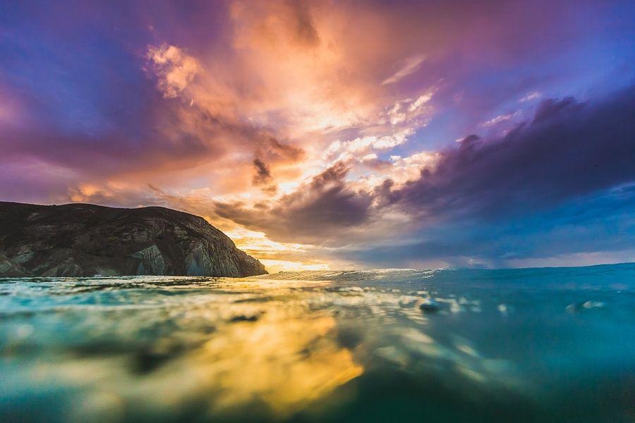 Castelejo zonsondergang van Andy Troy