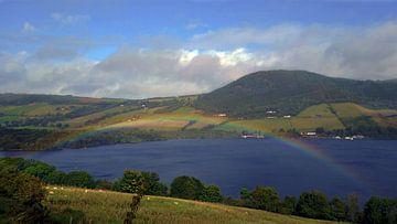 Regenbogen Über Loch Ness  von Daphne Photography