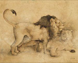 Globale Lions Licht Crop, Cheri Blum