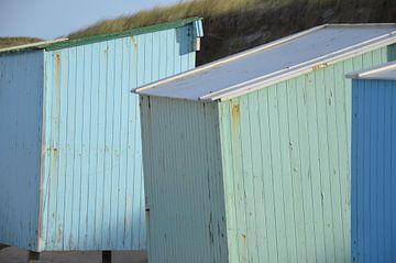 Strandhäuser von Corinna Vollertsen