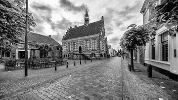Historisches Rathaus IJsselstein. von Tony Buijse