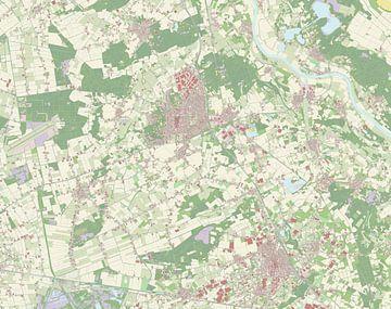Kaart vanVenray