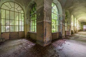 Groene Hall van Perry Wiertz