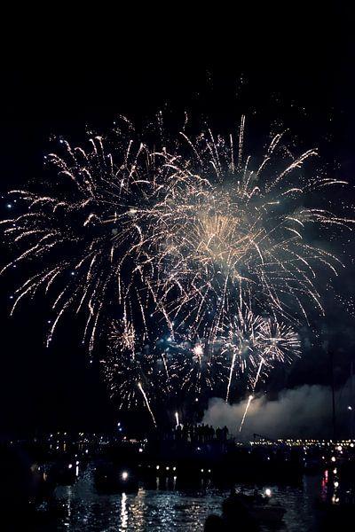 Sail 2015 Fireworks van Bas Stijntjes