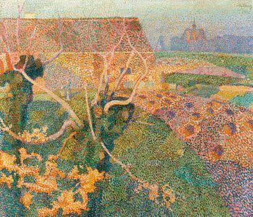Novembersonne, Jan Toorop