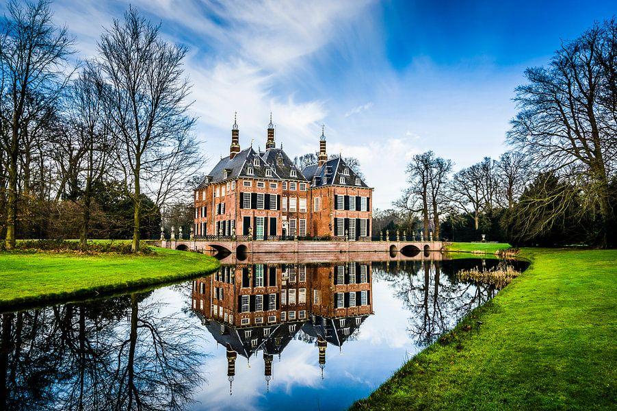 Monumentale spiegeling van Gijs Rijsdijk