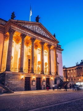 Berlin – Staatsoper Unter den Linden von Alexander Voss