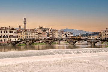 Firenze over het water van Guy Lambrechts