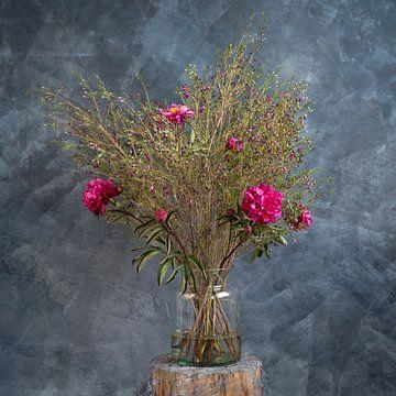 Sommer-Bouquet von Remke Spijkers