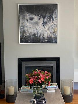 Klantfoto: Helene (gezien bij vtwonen) van Atelier Paint-Ing