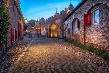 De Koppelpoort Amersfoort van Dennisart Fotografie