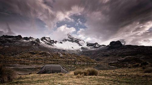 Cordillera Blanca Peru van Ellen van Drunen