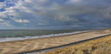 Strand patronen van Patrick Riemens