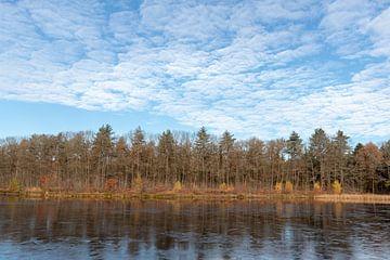 Natürliche wolken von Anjo ten Kate