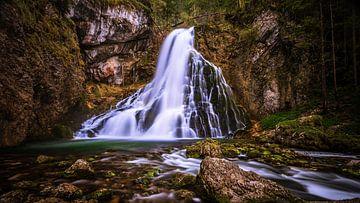 Gollinger Wasserfall von Jens Sessler