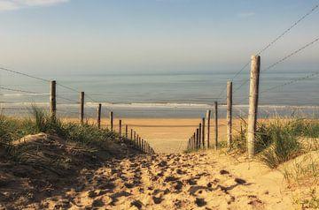 Strandpad sur