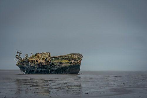 Ballyhack shipwreck van