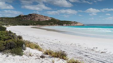 Wharton Beach, Cape Le Grand National Park, West-Australië van Alexander Ludwig