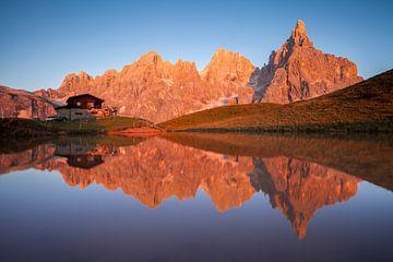 Alpen Dolomiten von Frank Peters