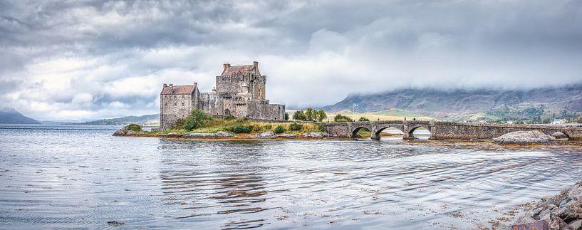 Eilean Donan Castle von Mart Houtman