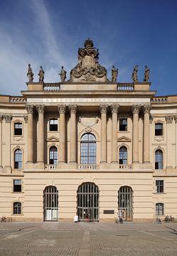 Université Humboldt, ancienne bibliothèque, Berlin sur Torsten Krüger