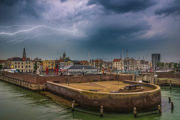 Sturm über Vlissingen