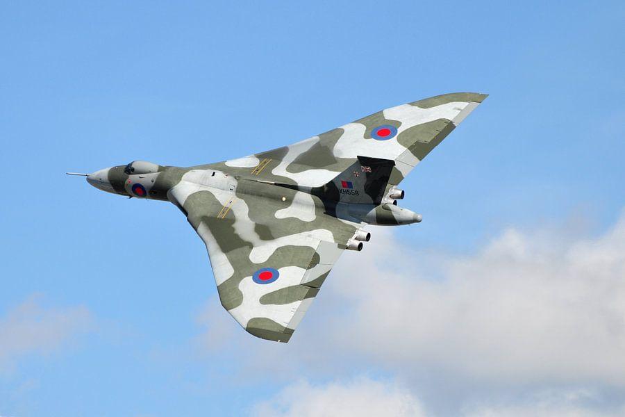 Avro Vulcan bommenwerper van Rogier Vermeulen