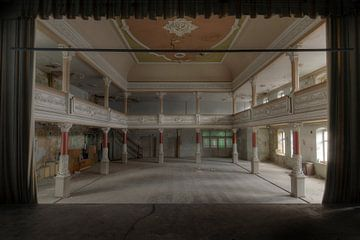 verlassene Tanzhalle von Kristof Ven
