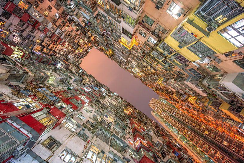 Hong Kong van Photo Wall Decoration