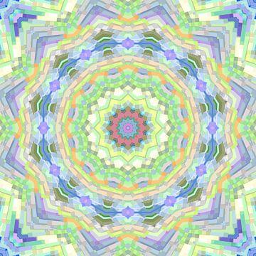 Style Mandala 36 sur Marion Tenbergen
