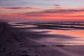 December op het strand van Ferdinand Mul