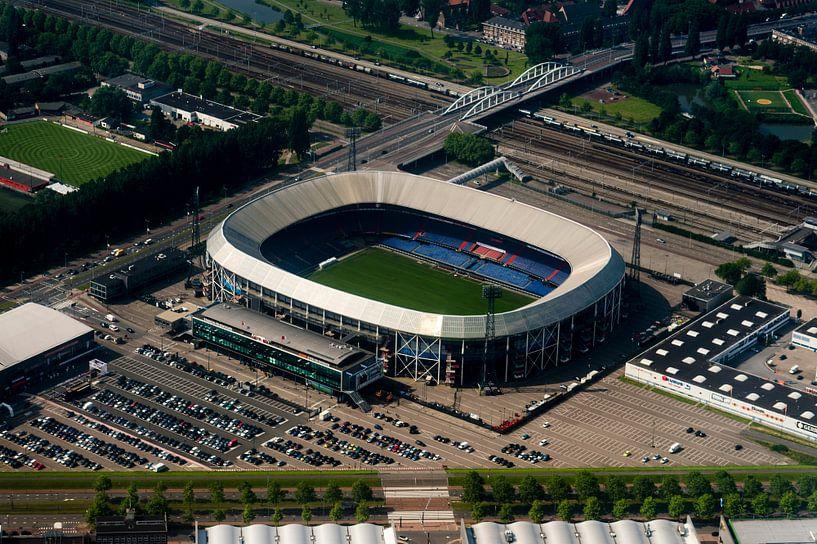 Stadion Feijenoord, De Kuip van Parallax Pictures
