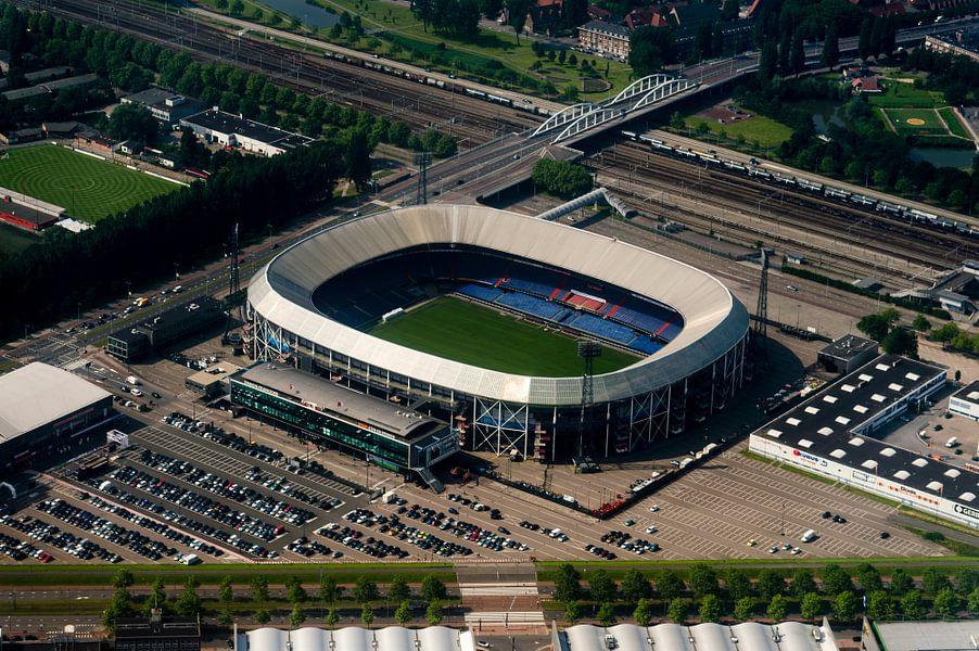 Stadion Feijenoord, De Kuip