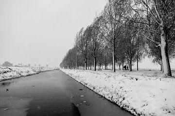 Winterperspektive von Jarno Dorst