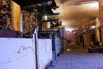 Spoorwegmuseum - Onderhoudsschuur foto laag van Wout van den Berg