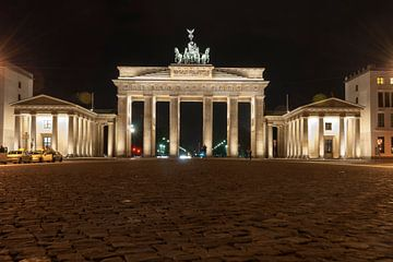 brandenburger tor in berlijn von Compuinfoto .