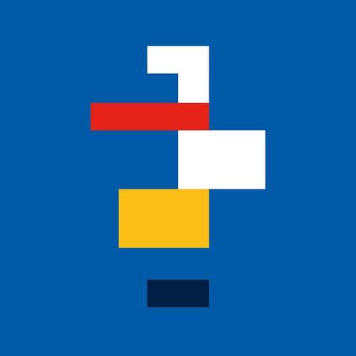 Kubistisch Bauhaus design