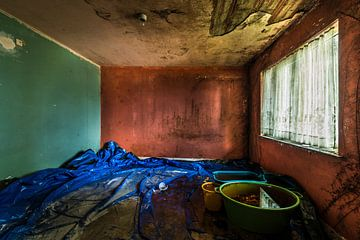 Bedroom of colours von Roel Boom